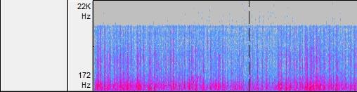 Tonspektrum normale Musik ohne silent subliminal Affirmationen